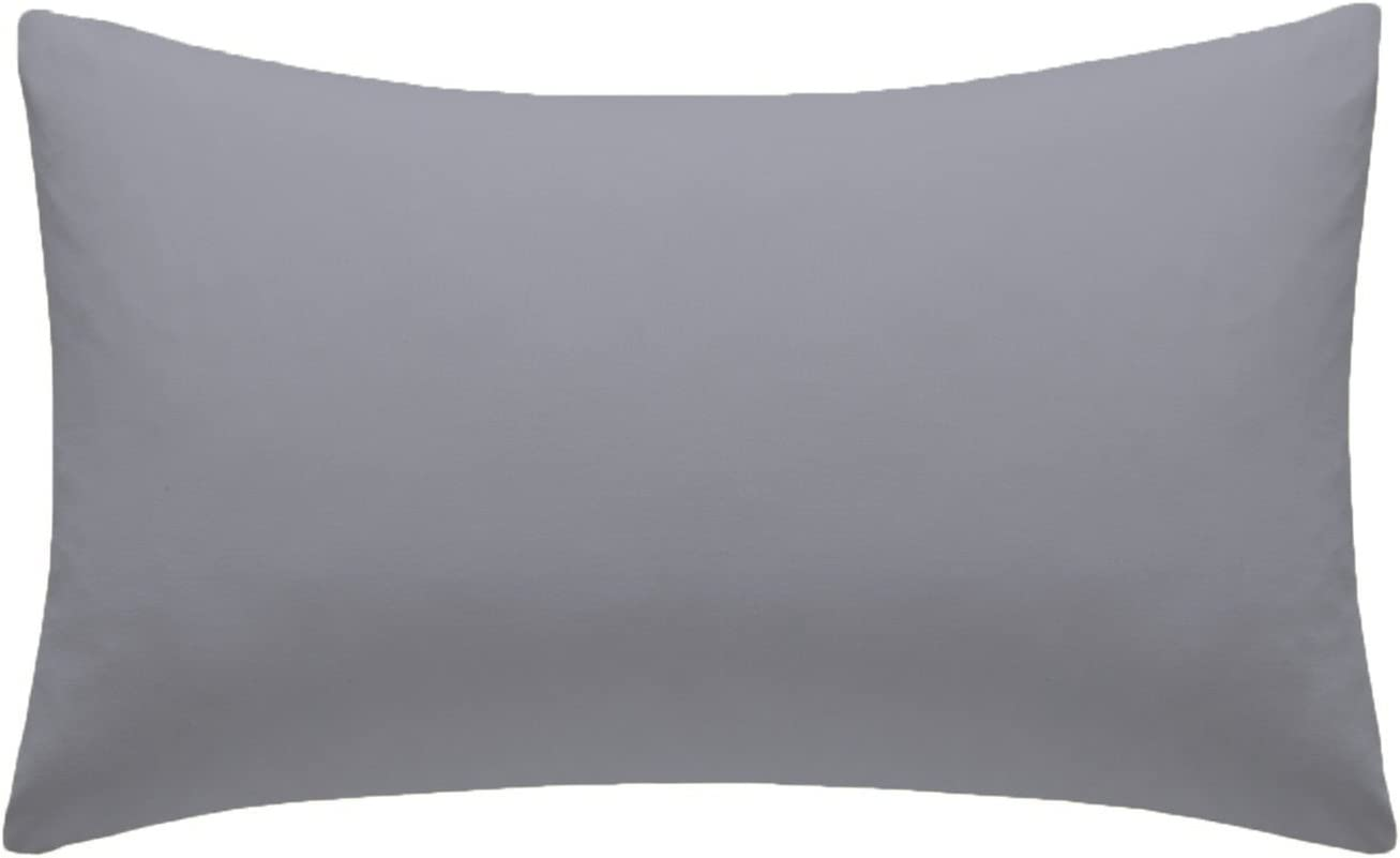 Other NEW 2 x PILLOW CASES HOUSEWIFE