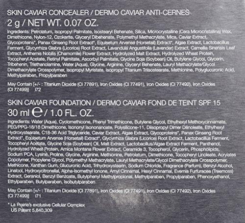La Prairie Skin Caviar Concealer Foundation SPF 15, Soleil Peche, 1 Ounce by La Prairie (Image #2)