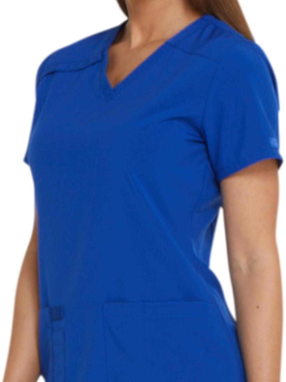 Dickies EDS Essentials Womens V-Neck Scrub Top