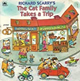 The Cat Family Takes a Trip, Richard Scarry, 0307127605