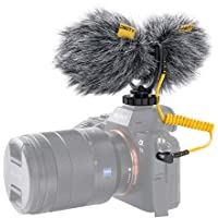 Deity Microphones V-Mic D4 Duo Dual-Capsule Cardioid Shotgun Microphone with Rycote@ Lyre Shockmount