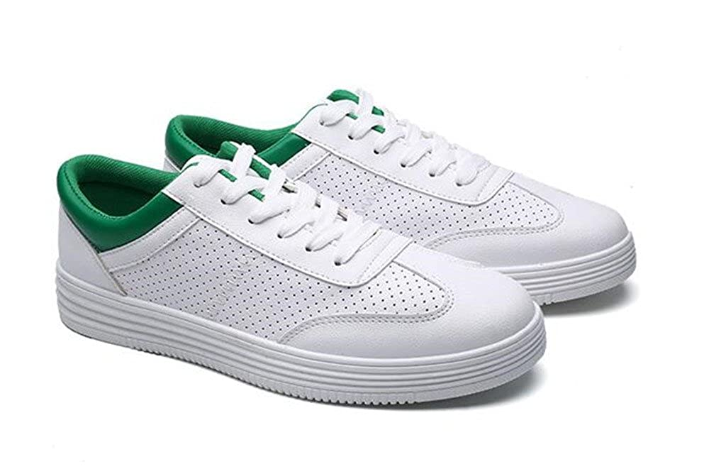 Mens Sneaker Slip On Fashion Canvas Breathable Casual Lightweight Running Shoes