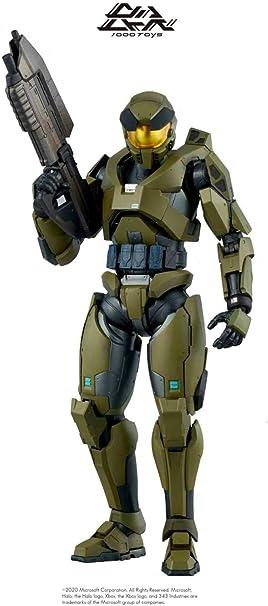 Halo Master Chief Mjolnir Mark V re-edit 1:12 Action Figure Précommande *