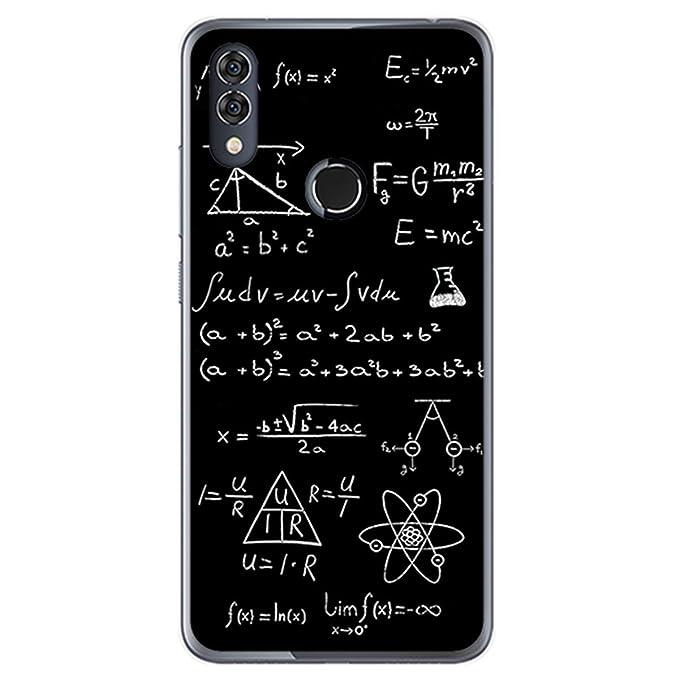 Tumundosmartphone Funda Gel TPU para Alcatel 5V Diseño Abstracto ...