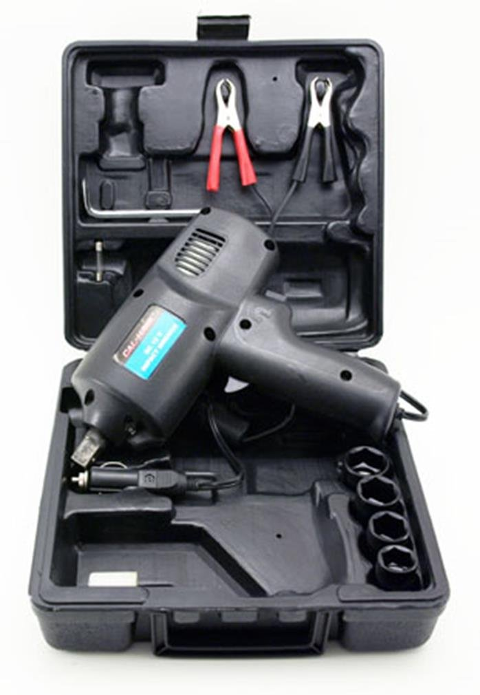 Cal-Hawk 12 Volt Impact Wrench by Cal-Hawk B00BVH6ICA