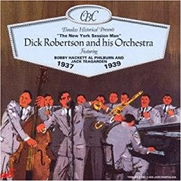 Dick Robertson Orchestra 1937 1939 Amazon Com Music