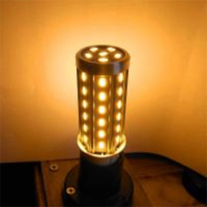 Non-Dimmable LED Street and Area Light for Outdoor Garage Factory Warehouse High Bay Barn Backyard a 1000Lm LED Lights LED Corn Bulbs 10W 100W Incandescent Bulbs Equivalent E27//E26 LED Light Bulbs