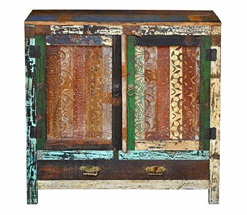 Amazon Com 36 Sideboard Solid Wood Handmade Rustic Reclaimed Wood