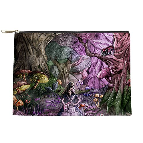 Alice In Wonderland Makeup (CafePress - Alice In Wonderland 1 - Makeup Pouch)