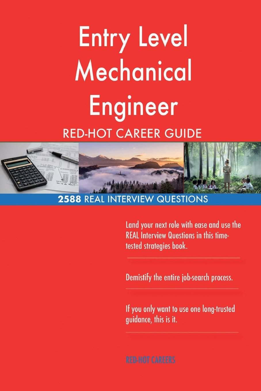 Download Entry Level Mechanical Engineer RED-HOT Career; 2588 REAL Interview Questions pdf