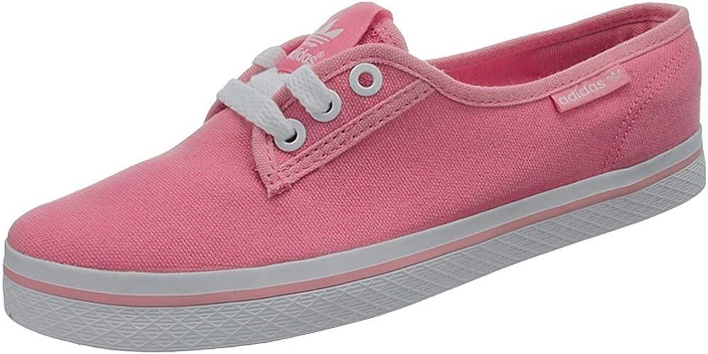 Restricciones caloría Biblia  adidas Honey Plimsole W M19584 Womens Sneakers/Casual Shoes/Plimsoles/Sleeks  Pink 6.5 UK: Amazon.co.uk: Shoes & Bags