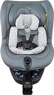 JANABEBE Funda para reductor Be Cool Nadò para silla de coche (White Star)