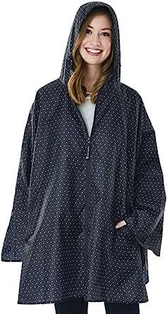 Charles River Apparel Womens 5800 Women's Pack-n-go Poncho Rain Jacket