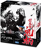 PlayStation Vita Wi-Fi model Onigara Black (PCHJ-10008) Japan Import