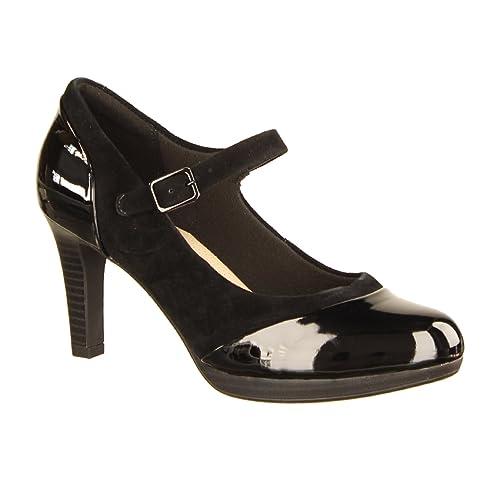 Zapatos de tacón, Color Negro, Marca CLARKS, Modelo Zapatos De Tacón CLARKS Adriel Carla Negro