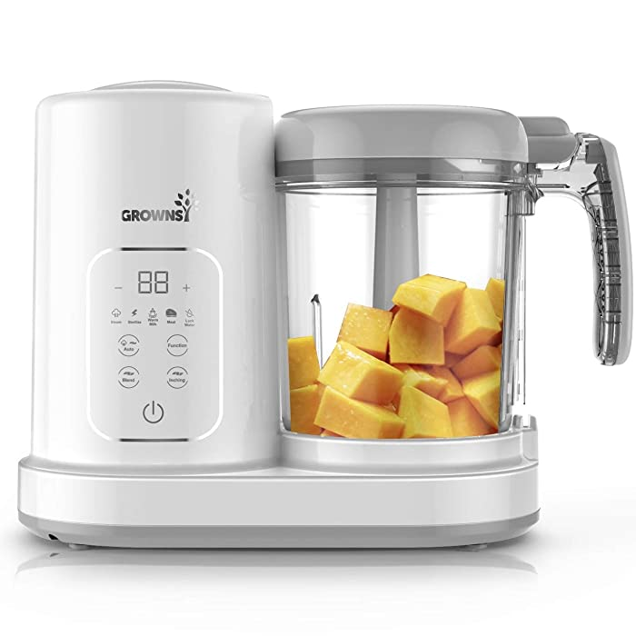 Top 9 Baby Food Steamer Blender