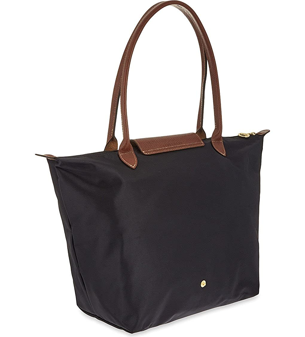 7afc10c1764 Longchamp Le Pliage Large Tote Bag (Black): Amazon.co.uk: Clothing