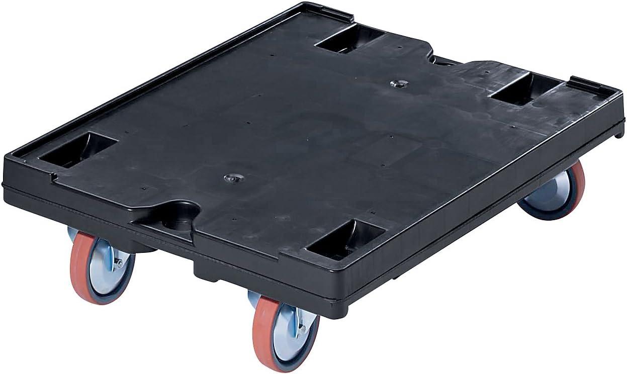 /Ø roues 125 mm force 500 kg accessoire accessoires bac gerbable bac gerbable normes Europes chariot de manutention rouleur Accessoire Accessoires Rouleur Rouleurs L x l 800 x 600 mm Plateau roulant