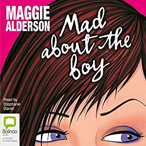 Mad About the Boy Audiobook
