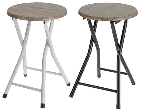 Top tabouret pliant en bois u chaise pliante tabouret u tabouret avec assise ronde with tabouret pliant but