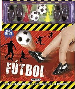 Fútbol (Libros creativos): Amazon.es: Equipo Susaeta: Libros