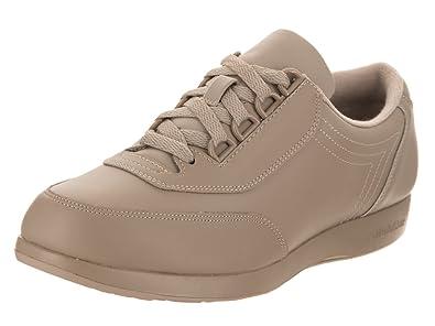 HUSH PUPPIES Classic Walker women shoe off white leather Sz. 10 Medium