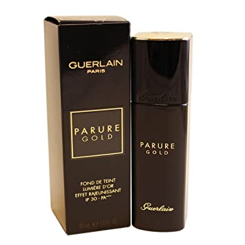ufficiale più votato donna ottima vestibilità Guerlain Parure Gold Radiance SPF 30# 02 Clair/Light Beige Foundation for  Women, 1 Ounce