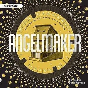 Angelmaker Audiobook