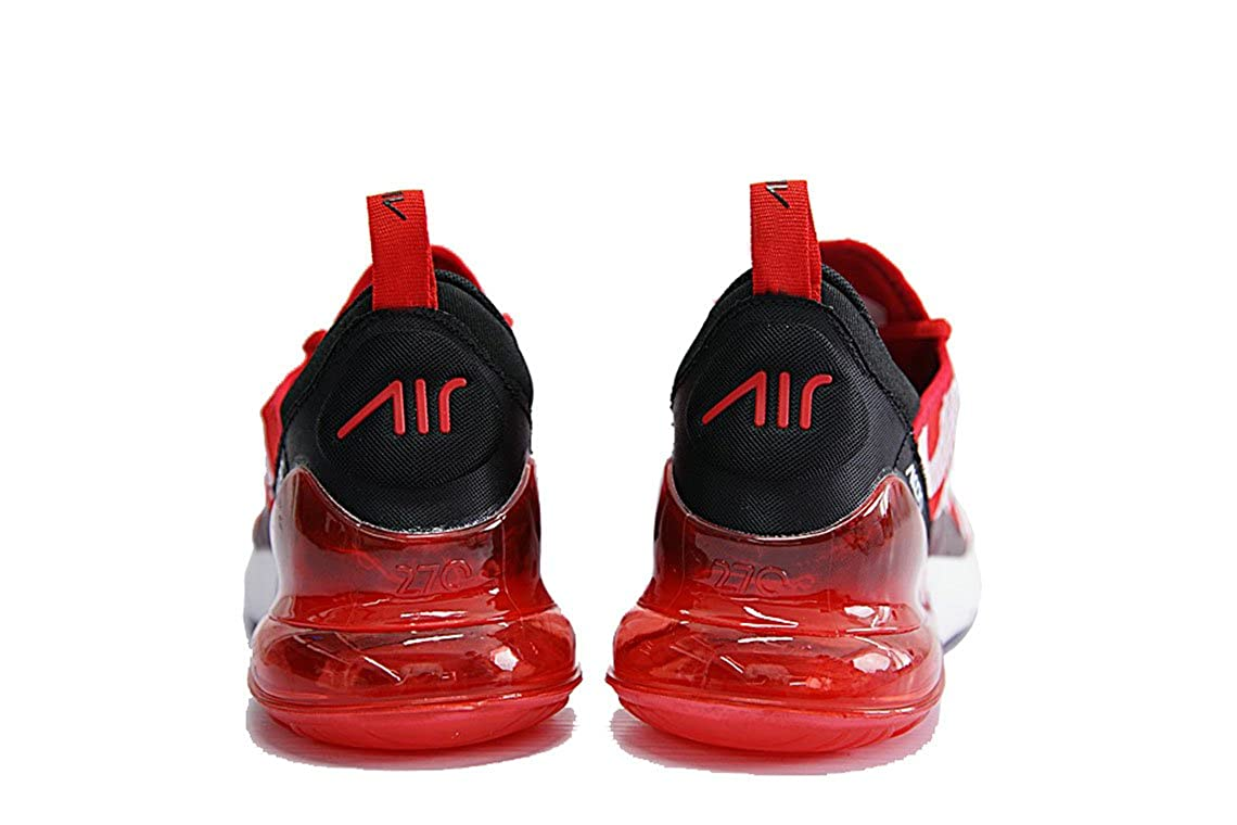 the latest 91c95 86b5a Supreme x Air Max 270 Sup Red White Black Chaussures de Gymnastique Running  Homme Femme  Amazon.fr  Chaussures et Sacs