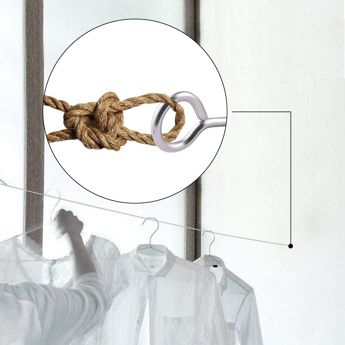 Cercle de mouton M3//M4//M5 Loscrew 15 pi/èces - Vis autotaraudeuse /à vis Vis autotaraudeuses Anneau de serrage /à la main