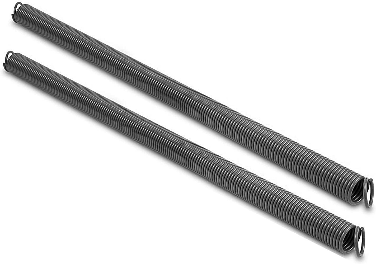 Renewed Heavy Duty Replacement Extension Garage Door Spring Stretch Spring 2-Pack(140 lb