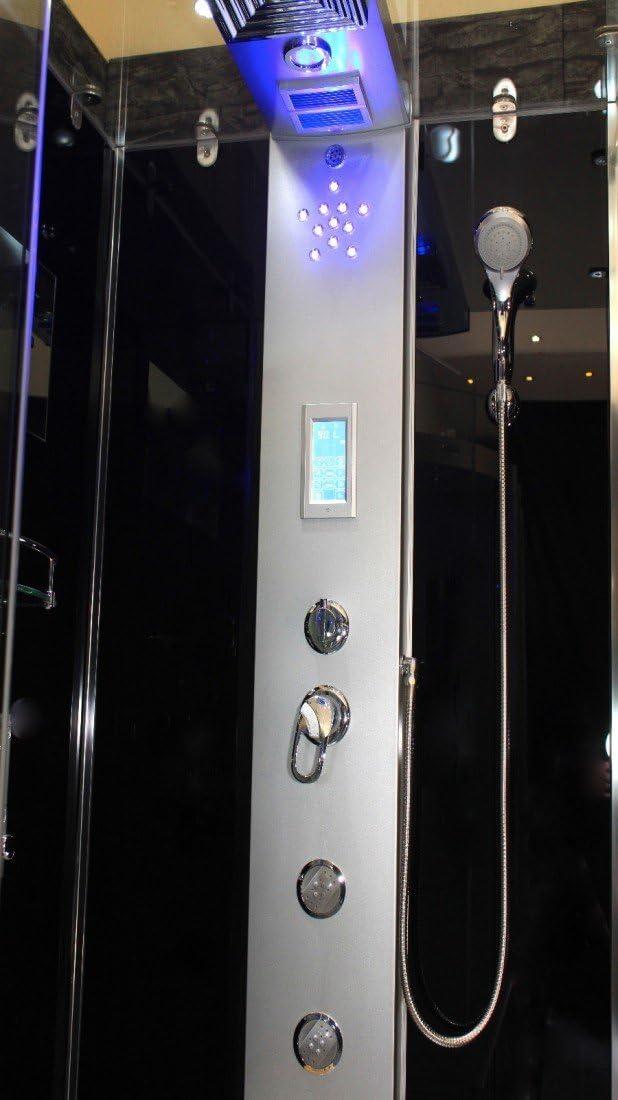 Vapore acqua DTP6038-2302L ducha de vapor de ducha templo 100 x ...