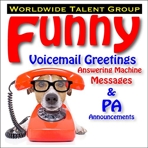 Funny Voicemail Greetings, Answering Machine Messages & Pa Announcements (Pa Machine)