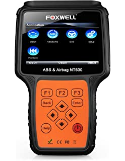Amazon com: FOXWELL NT510 Pro Obd2 Scan Tool Auto Diagnostic Code