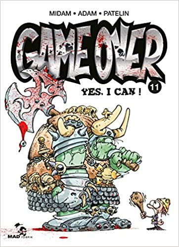 Game Over Tome 11 Yes I Can 9782930618548 Amazon Com