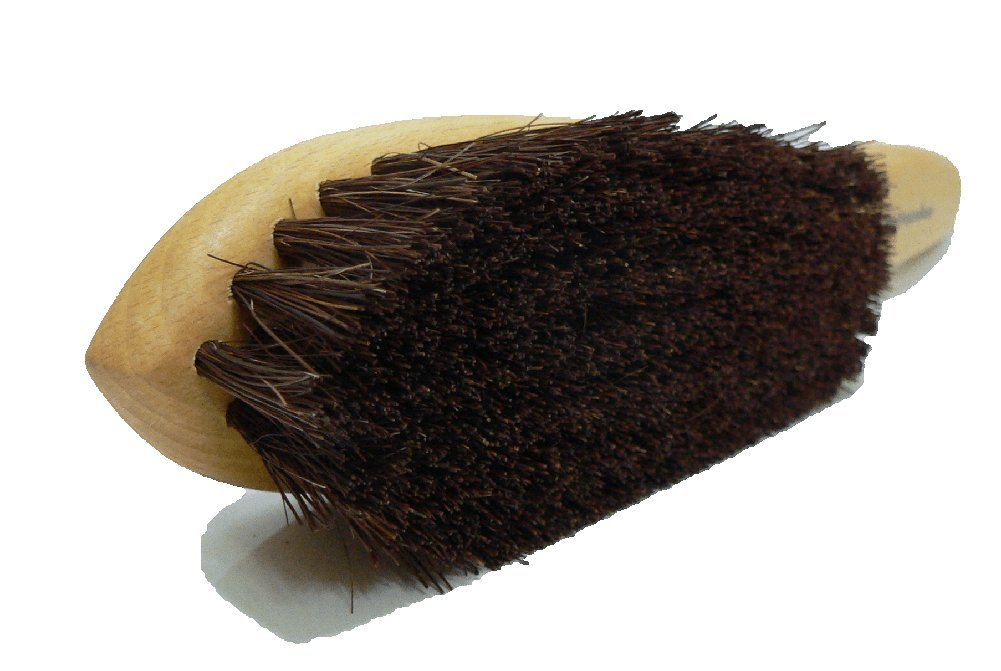 Valentino Garemi Carpet Cleaning Brush   Pet - Human Hair Remover   Dry Stains & Marks Eliminator - Made in Germany