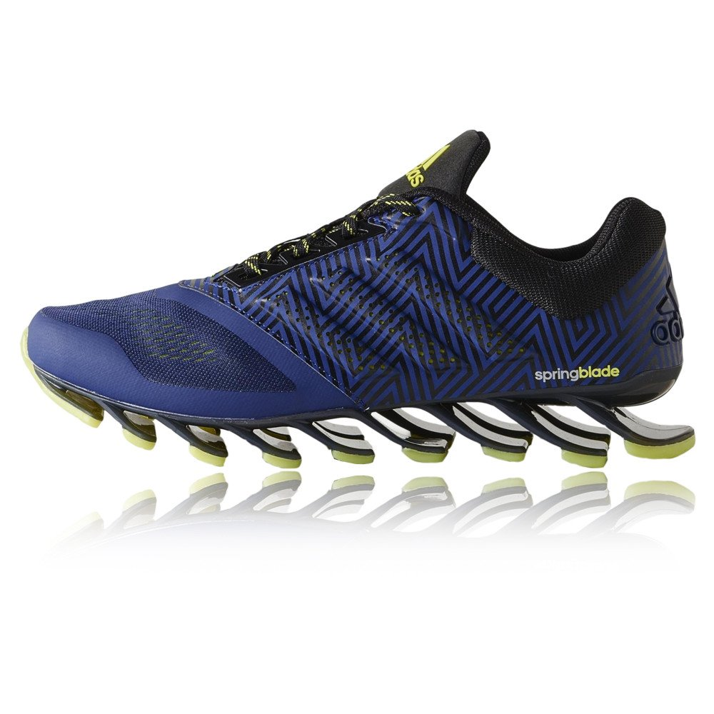 5fe86c98da9 Adidas Springblade Drive 2 Running Shoes - AW15 Blue 10 D(M) US  Amazon.in   Shoes   Handbags