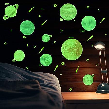 Resplandor en Estrellas y Planetas Oscuros, Planeta ...