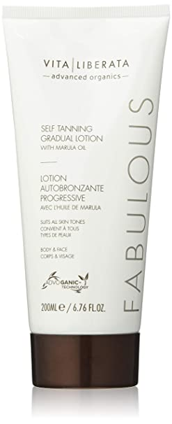 VITA LIBERATA Advanced Organics Fabulous Self-Tanning Gradual Lotion