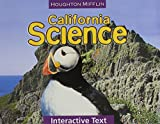 Houghton Mifflin Science: Worktexts Level 3