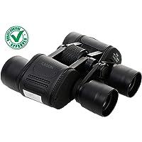 CASON (DEVICE OF C)-Professional 8 X 40 HD Binoculars Powerful Zoom Lens Portable Binocular Telescope with Pouch Outdoor Binoculars for Long Distance,Bird Watching,Wildlife (Adults)(Black)