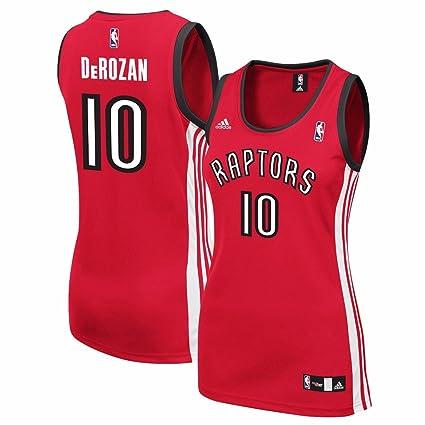 huge discount 0dd45 a3f81 Amazon.com : adidas DeMar DeRozan Toronto Raptors NBA ...