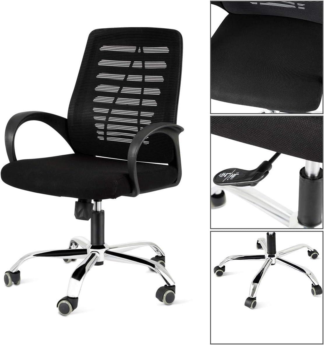 DOSLEEPS Office Chair Heavy Duty Comfortable V Shape