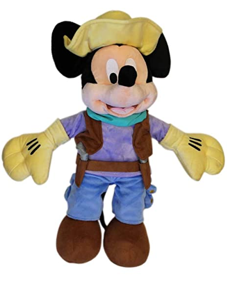 The Mickey Mouse Club: Talent Round-Up Day Mickey Mouse Plush Toy --