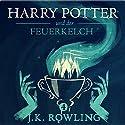 Harry Potter und der Feuerkelch (Harry Potter 4) [Harry Potter and the Goblet of Fire] | Livre audio Auteur(s) : J.K. Rowling Narrateur(s) : Felix von Manteuffel