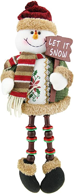 Holiday Decor Plush Reindeer Choose Country or Shelf Sitter /& Skis or Moose?