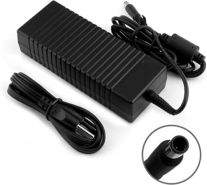 Amazon Com 330w Ac Adapter Charger Power Cord Compatible With Dell Alienware 17 R4 18 M18x M18x R2 Computers Accessories