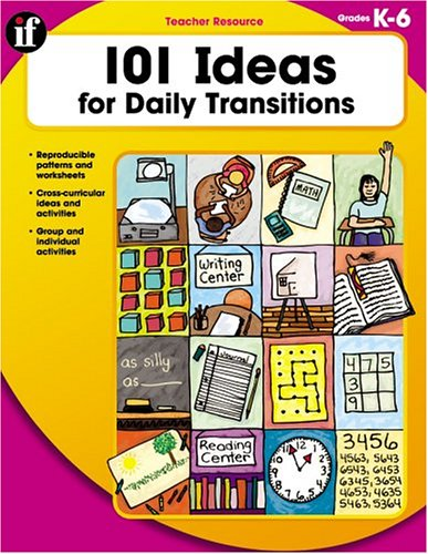 101 Ideas for Daily Transitions