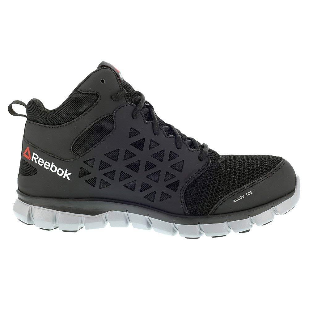 144eec164f1e6b Amazon.com  Reebok Men s Sublite Static Dissipative Work Boot Alloy Toe -  Rb4141  Shoes