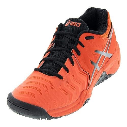 classic fit bcf32 04396 ASICS Kids  Gel-Resolution 7 GS Tennis Shoe  Asics  Amazon.ca  Shoes    Handbags